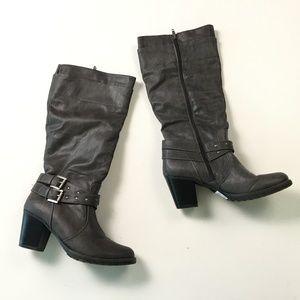 Sonoma Gray Boots 8 A18:x02004